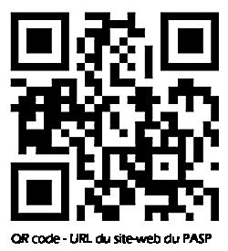 QR code - url du site-web du Port Autonome de San Pedro