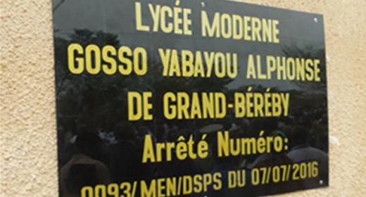 Le PASP célèbre le mérite de M. GOSSO YABAYOU ALPHONSE feature image
