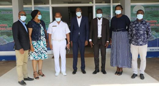 le Nouveau Représentant du Conseil Burkinabé des Chargeurs, en immersion au Port de San Pedro feature image