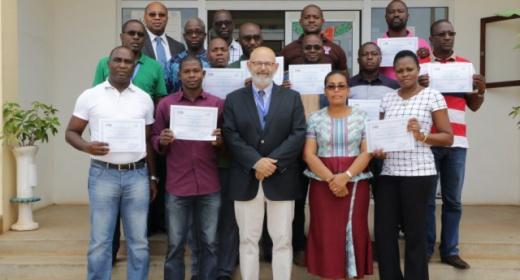 Le Cabinet PPC forme les agents PASP à la gestion du domaine portuaire feature image