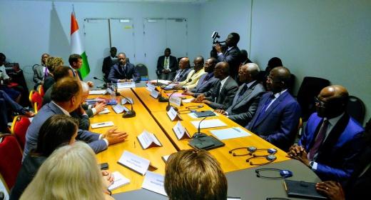 une mission néerlandaise à Abidjan et à San Pedro  feature image
