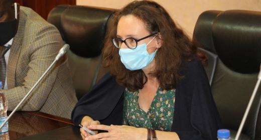 Visite de l'Attaché de coopération gouvernance/enjeux globaux auprès de l'Ambassade de France feature image
