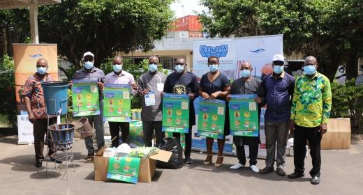 l'ITF remet de dons a la Communauté Portuaire de San Pedro feature image