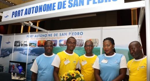 Le PASP a tenu un stand lors de la 18ième édition de INTERMODAL AFRICA 2017 feature image