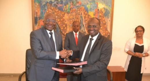accord cadre de partenariat entre le Port Autonome de San Pedro et la Chambre de Commerce et d'Industrie de Côte d'Ivoire feature image