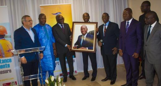 Hommage au Président KOUAME KOUAME Jean Baptiste, Président du Conseil d'Administration du PASP de janvier 2013 à janvier 2019 feature image