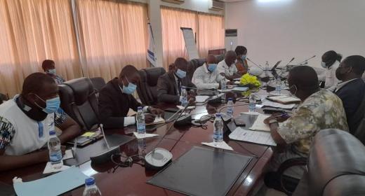 La Chambre de Commerce et d'Industrie du Burkina Faso au PASP feature image