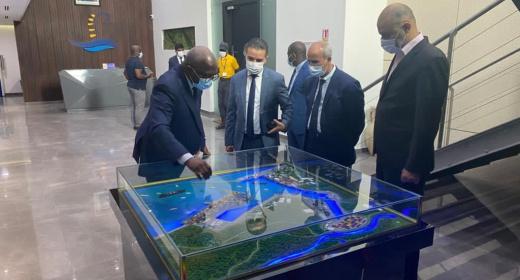 une délégation de Tanger Med au PASP feature image