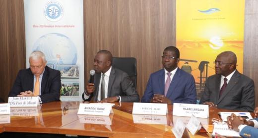 Accord tripartite entre le port de Miami-Dade, le Port Autonome d'Abidjan  et le Port Autonome de San Pedro  feature image