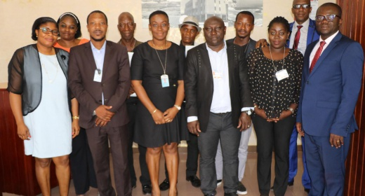 Les Ports Autonomes de Lomé et de Conakry en visite au Port Autonome de San Pedro feature image