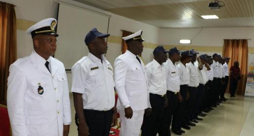 Célébration du personnel marin promu feature image