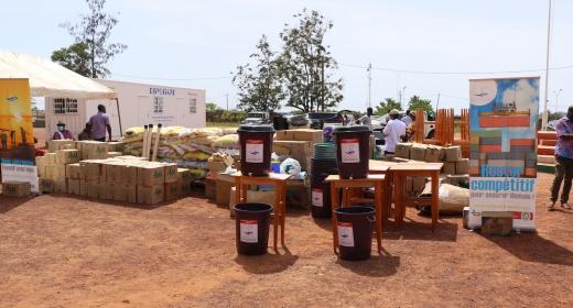 50 millions de Francs CFA en dons offerts au personnel médical et aux populations de San Pedro feature image