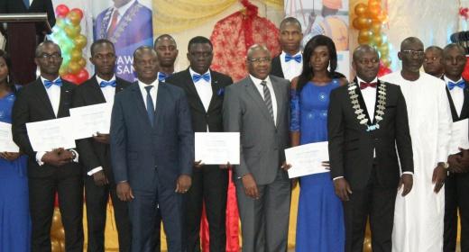 Jeune Chambre Internationale Abidjan Elite feature image