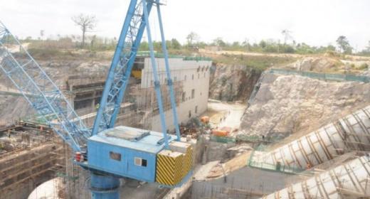 90% des travaux du barrage réalisés à Soubré feature image
